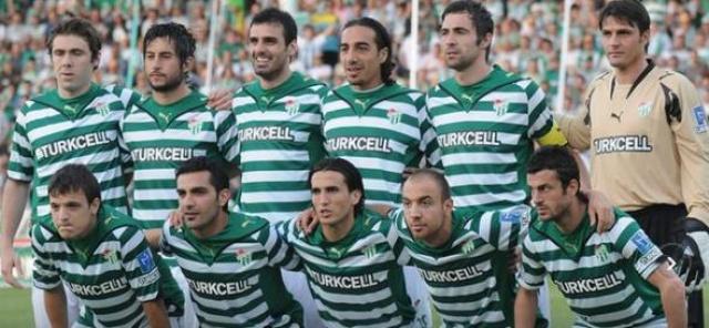 bursaspor şampiyon kadrosu